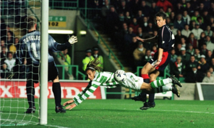 MEMORY MATCH 1998 CELTIC 6-1 DUNDEE