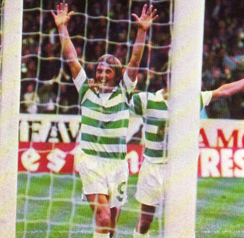 The Bhoy in the Picture: Dalglish