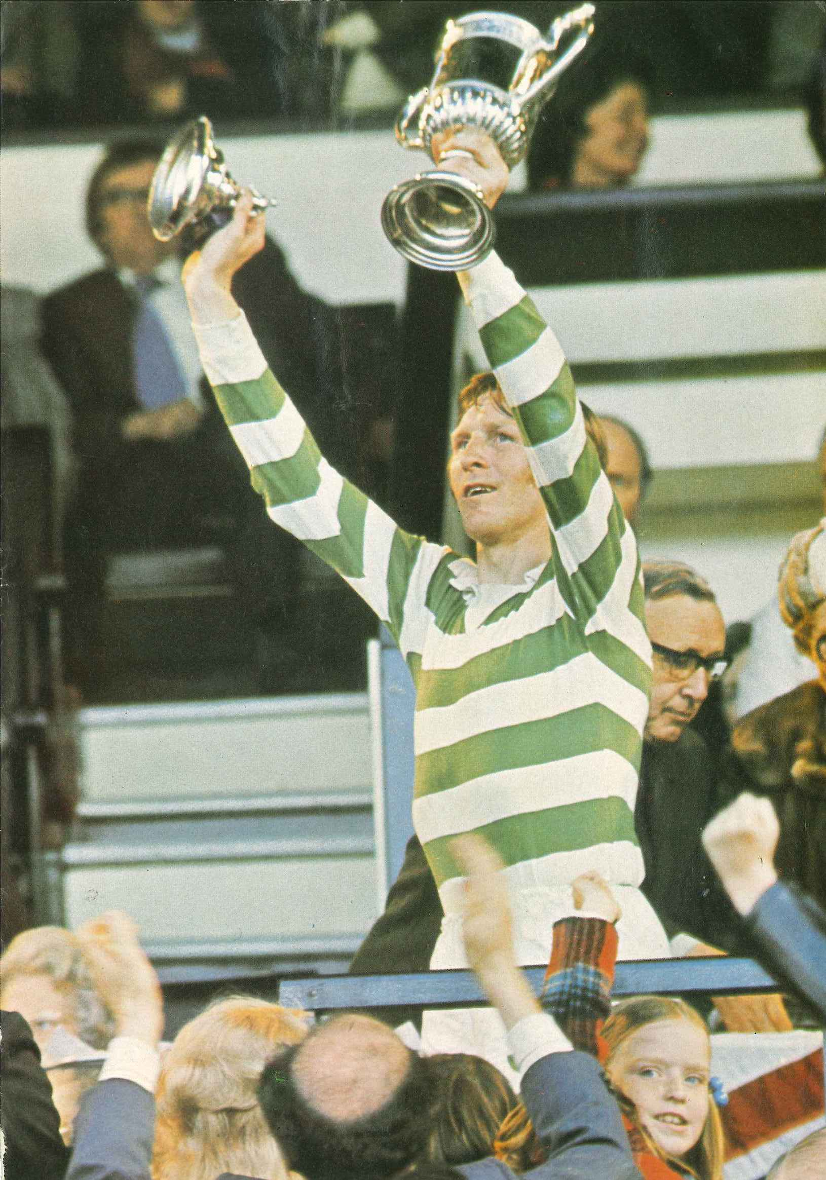 The Bhoy in the Picture: 1975 Scottish Cup Final