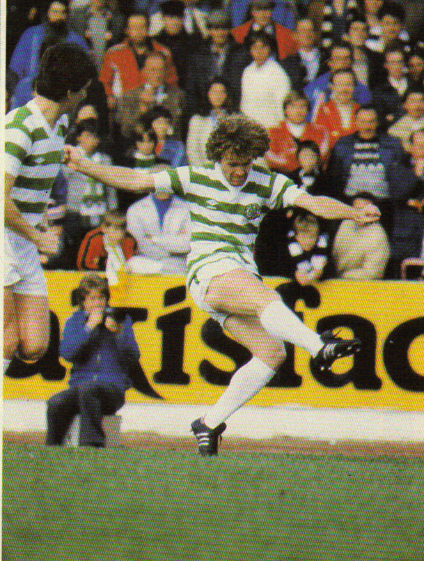 The Bhoy in the Picture: Davie Provan