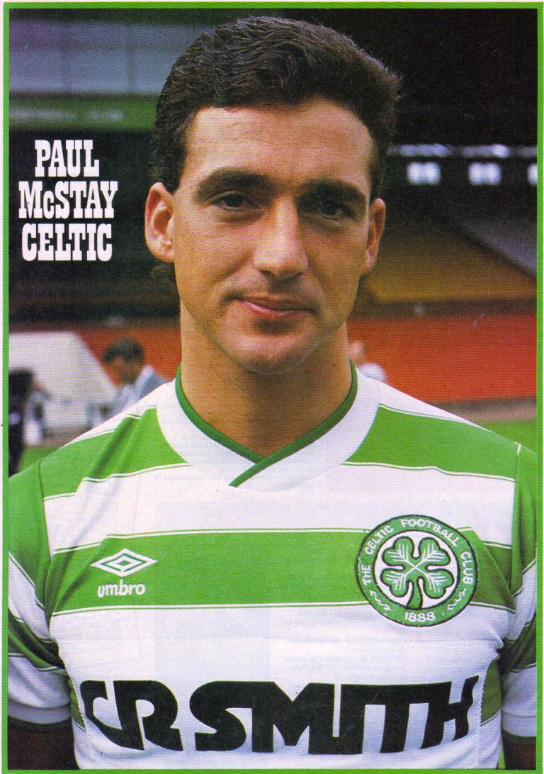 The Bhoy in the Picture – Paul McStay