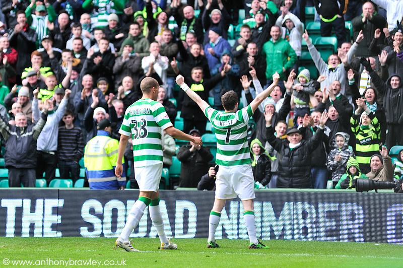 Celtic V Kilmarnock 27/03/10 In Pictures