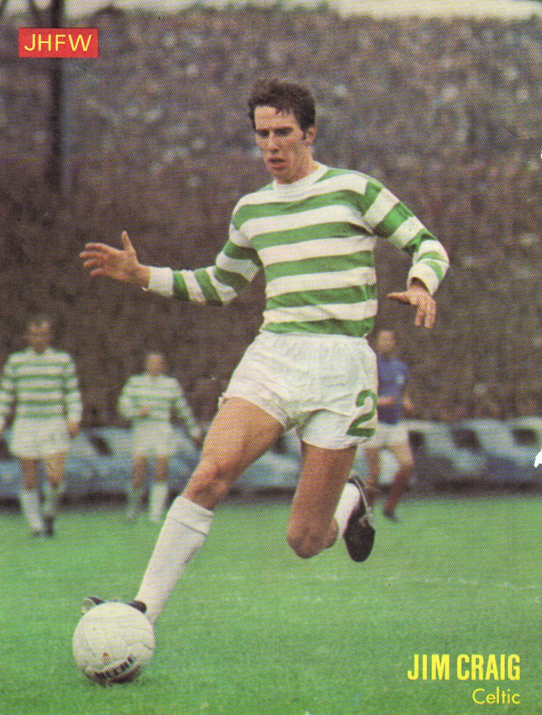 The Bhoy in the Picture – Jim Craig