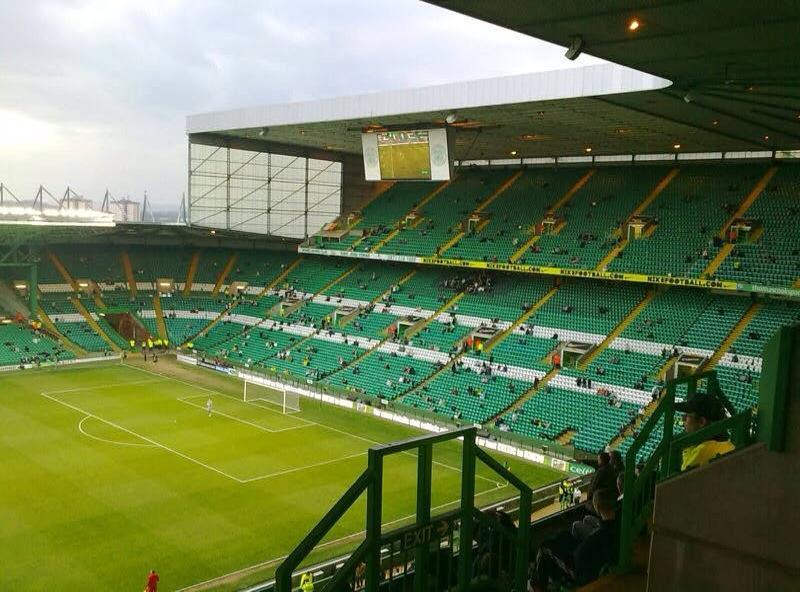 Celtic v AZ Alkmaar – Only The Lonely