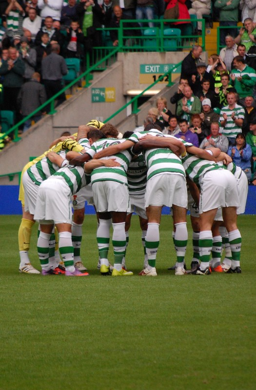 Celtic V St Mirren In Pictures 22/08/10