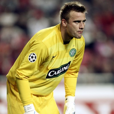 Artur Boruc has left Celtic