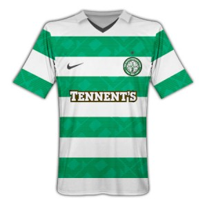 For Sale: Celtic Jersey. Shrink To Fit All?