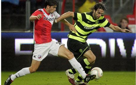 Celtic V Utrecht: Early Leavers
