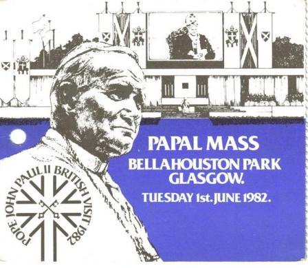 The Papal Visit 1982