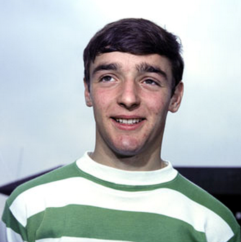 The Bhoy In The Picture – Lou Macari