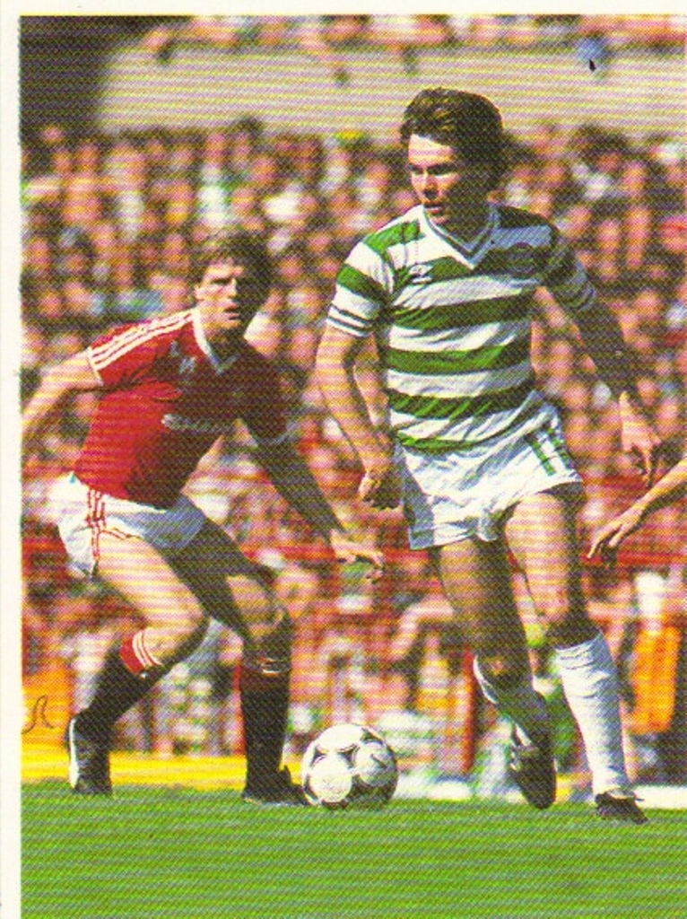 The Bhoy in the Picture – Brian McClair