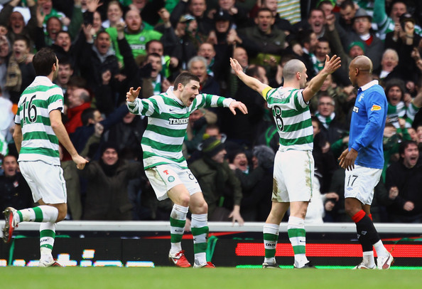 Celtic Domination Signals Change of The Guard?