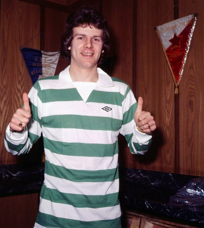 The Bhoy in the Picture – Alfie Conn