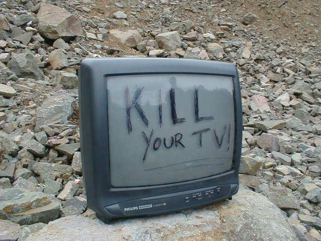 TV Turn Offs