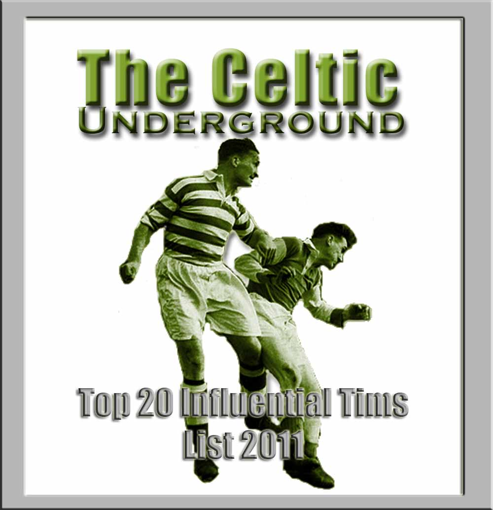 Top 25 Most Influential Tims Online 2011