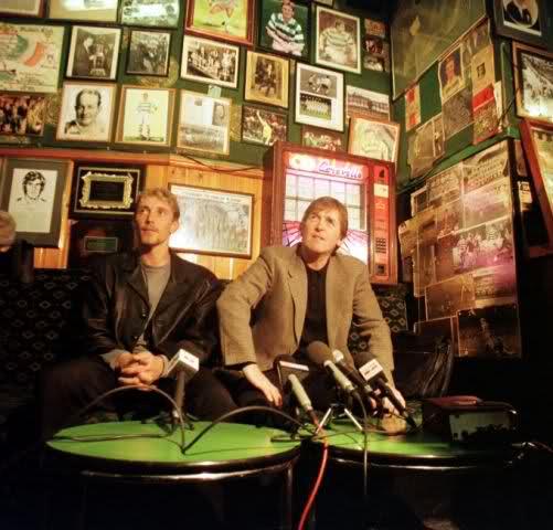 Flashback: Kenny Dalglish In Bairds' Bar
