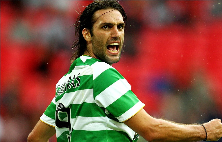 Top Ten Players of the Season – No 7: Samaras