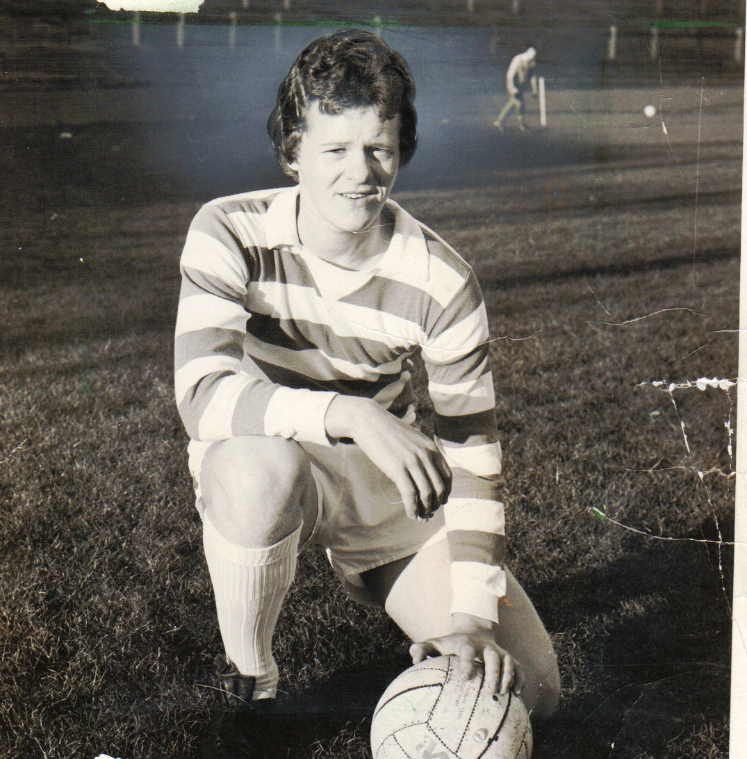 The Bhoy in the Picture – Andy Ritchie