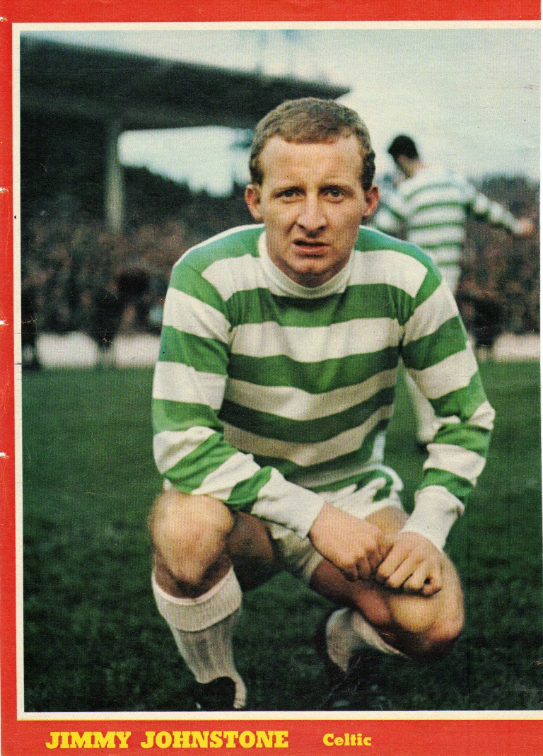 Jimmy Johnstone's greatest game