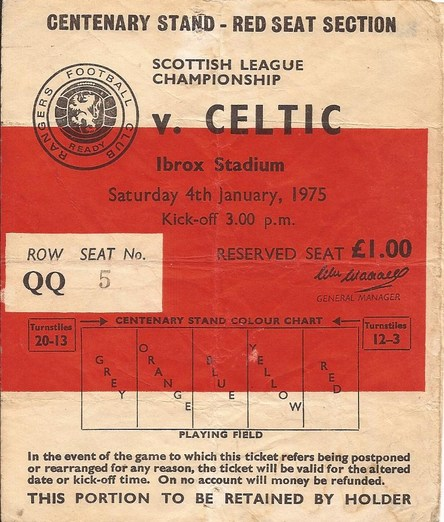 THE IBROX TORMENT OF 1975