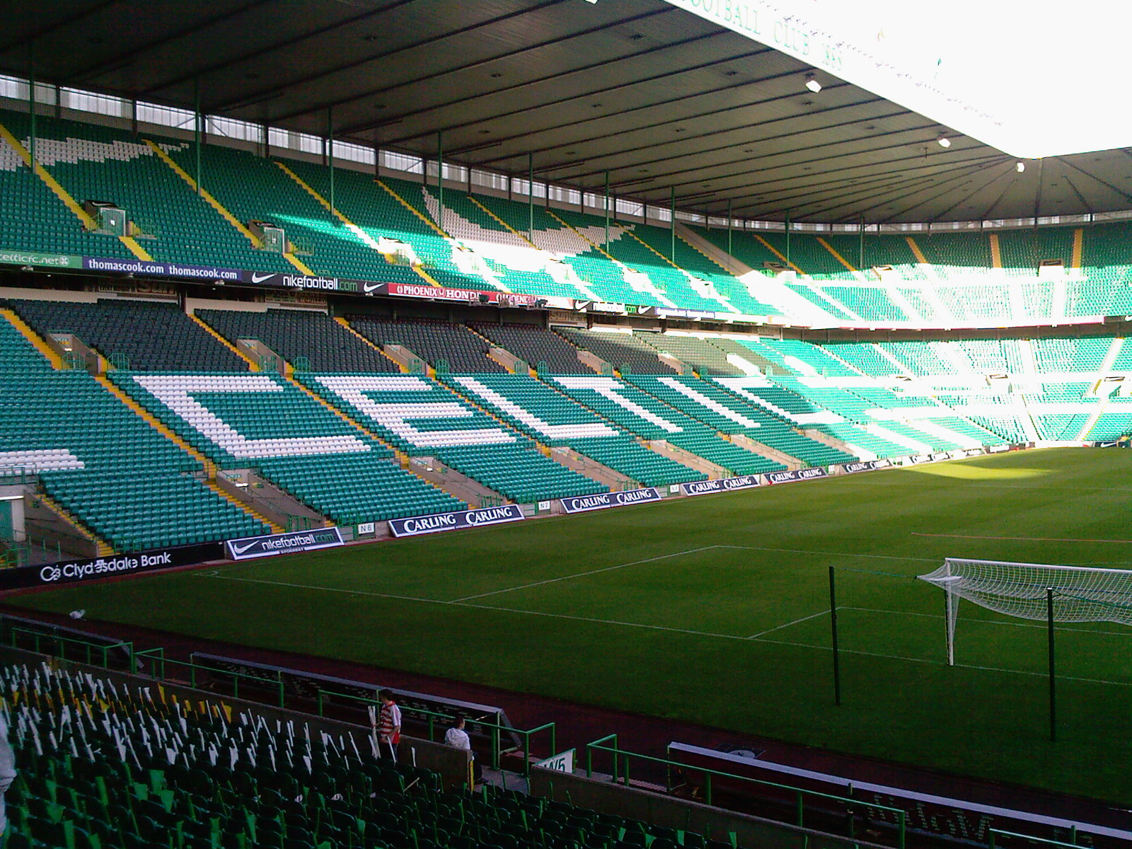 CELTIC – A VERY STALE CLUB