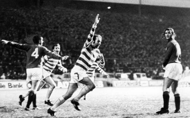 His greatest game – Harry Hood – Celtic 3 -1 Rangers 1973
