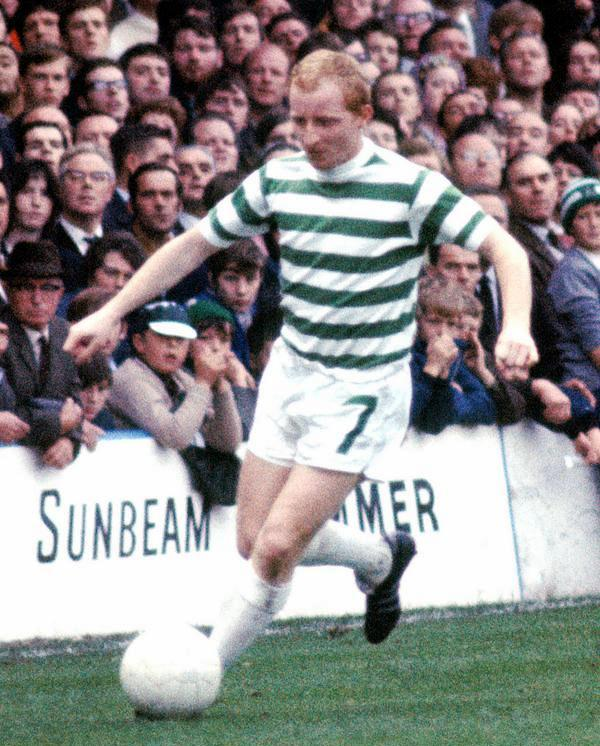 HIS GREATEST GAME – JIMMY JOHNSTONE – CELTIC 7-2 DUNDEE UNITED 1969