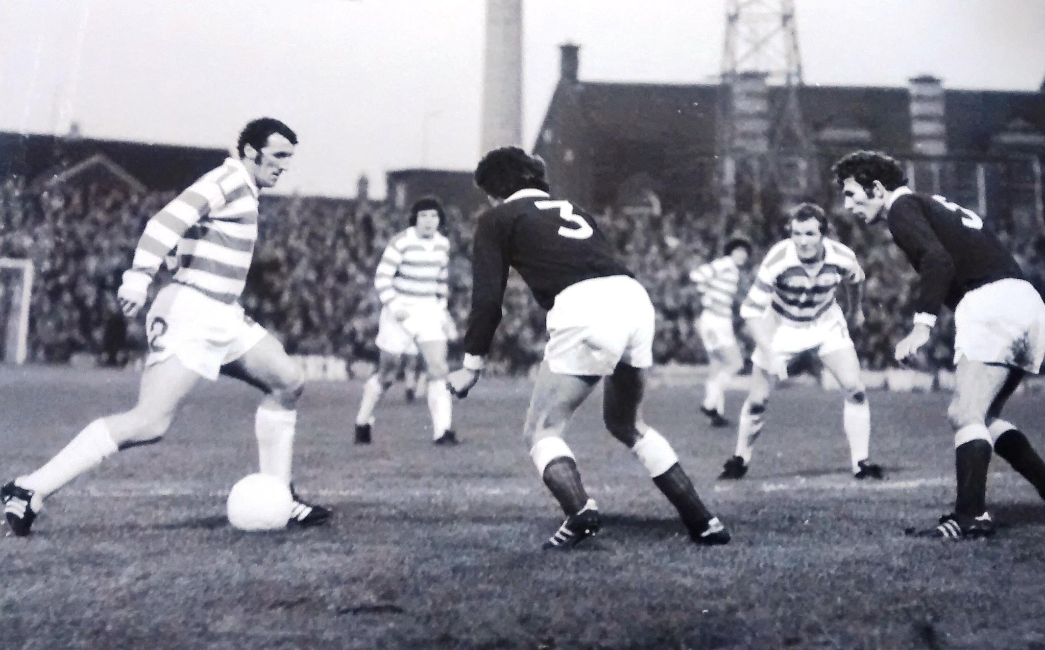 His greatest game – Danny McGrain – 1976 Hearts 3-4 Celtic