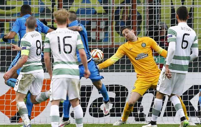 Analysis : Celtic's defence under Ronny Deila