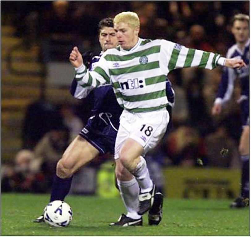 DEBUT DAYS – NEIL LENNON