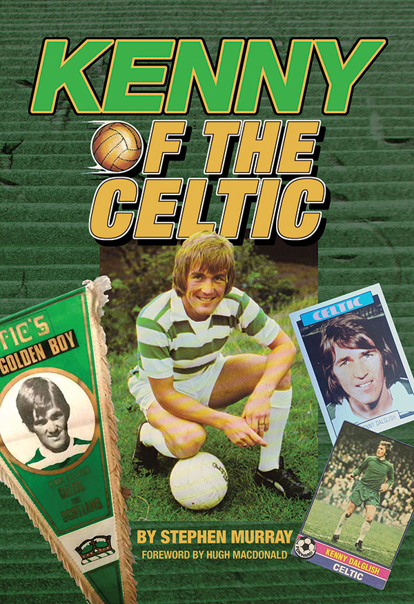 BOOK REVIEW – KENNY OF THE CELTIC