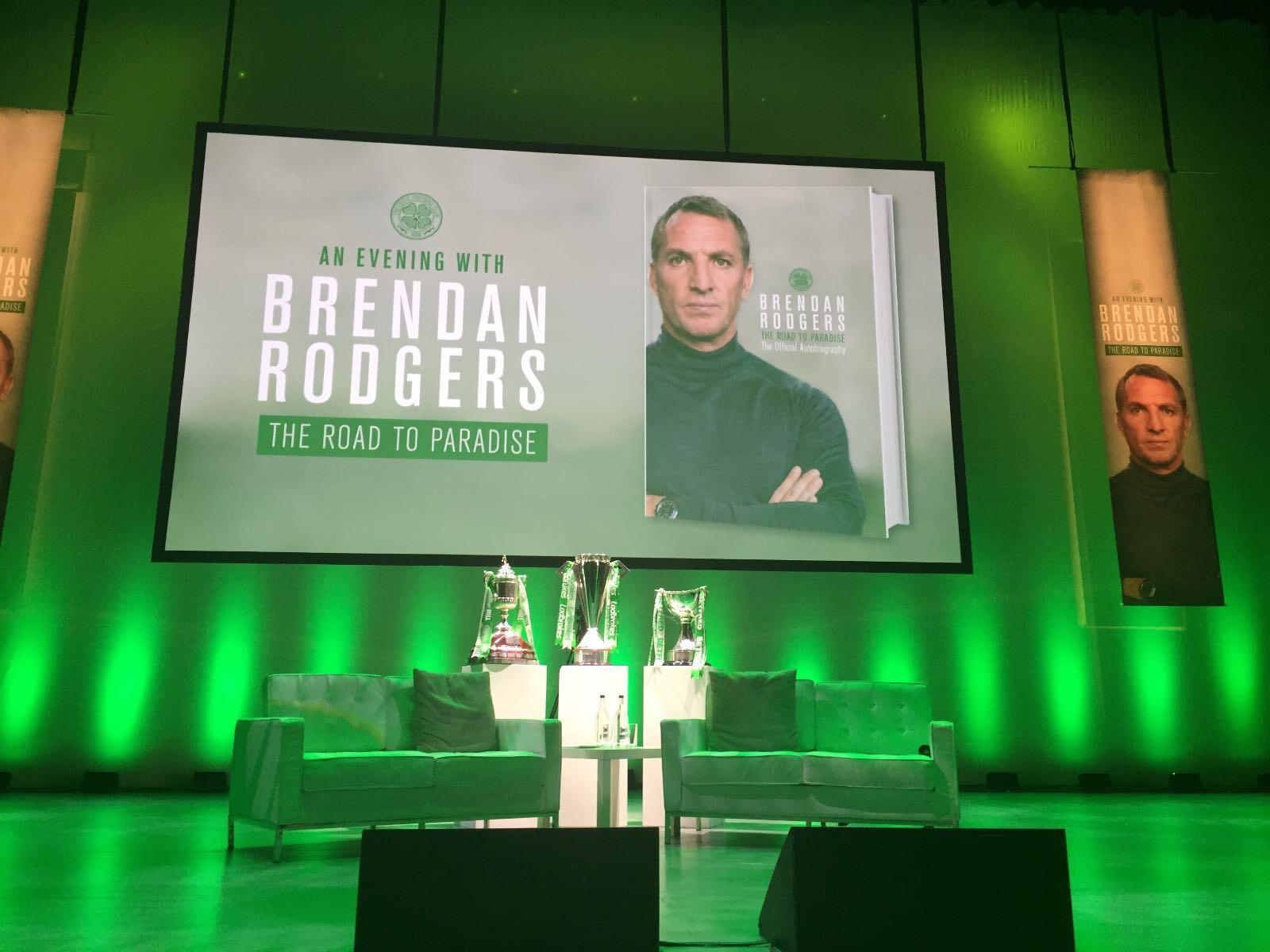 Brendan on Munich, Killie & Life
