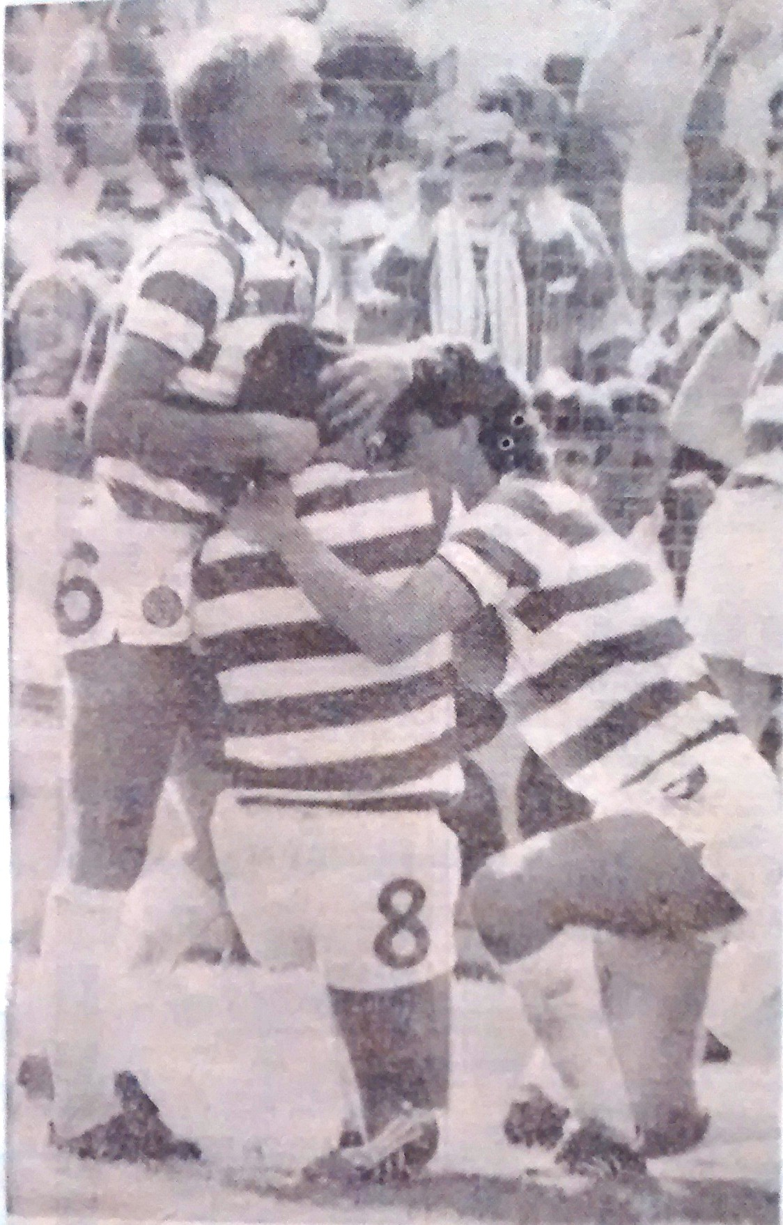 LATE ARRIVALS – 1985 AUGUST HEARTS 1-1 CELTIC