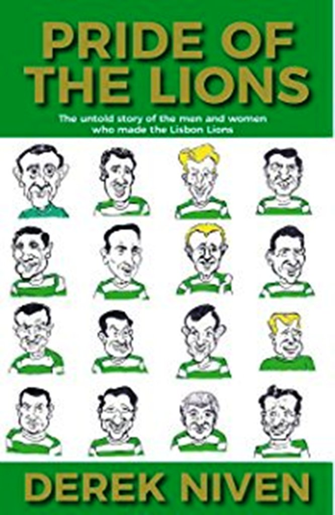 BOOK REVIEW – PRIDE OF THE LIONS