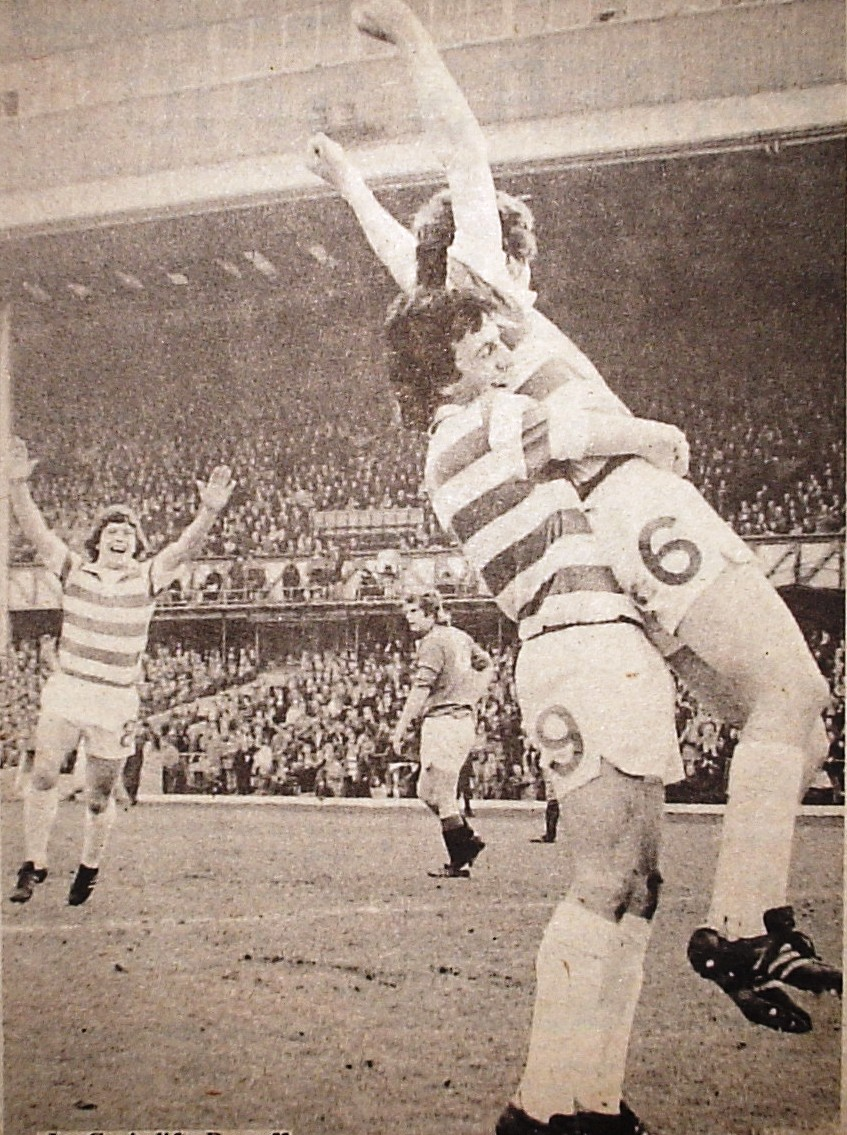THE FIRST VISIT TO IBROX