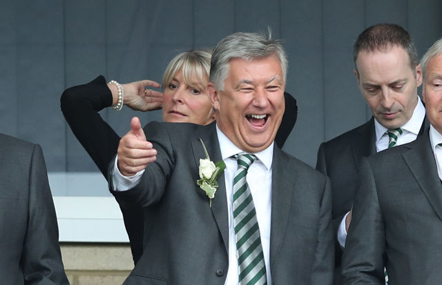 Chatting With Peter Lawwell | The Celtic Underground