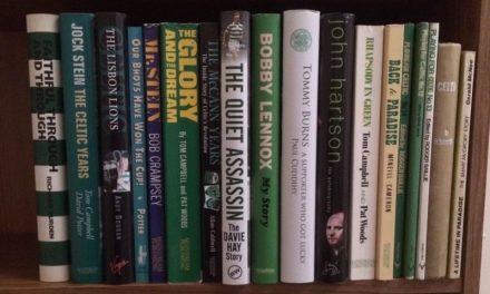 THE TOP TEN CELTIC BOOKS