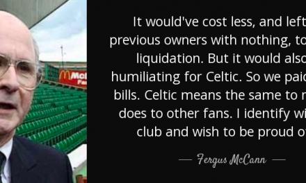 25 Years Since Fergus