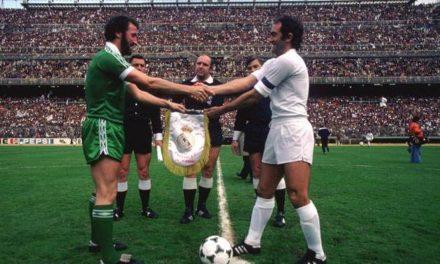 MEMORIES OF REAL MADRID 1980