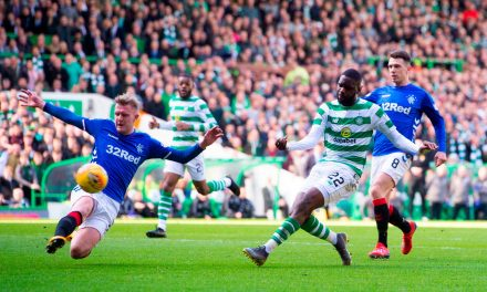 THE REAL BEST STRIKER IN SCOTLAND