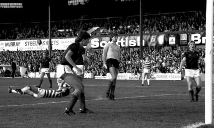 SOUND THRASHINGS – 1983 DUNDEE 2-6 CELTIC