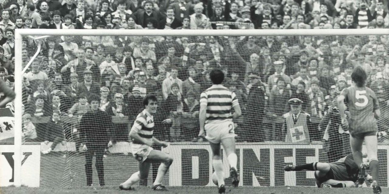 THE GAMES OF MY LIFE – 1984 CELTIC 1-0 ABERDEEN
