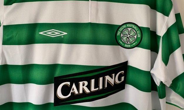 All proceeds to Celtic fc Foundation – A jersey signed by Henrik