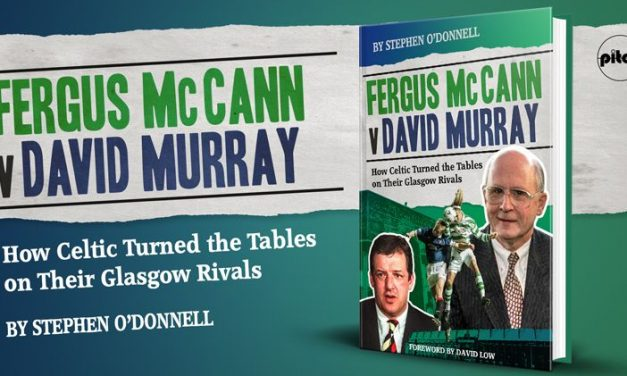 Book Review – Fergus McCann – David Murray
