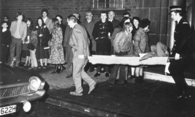 THE IBROX DISASTER 50 YEARS ON