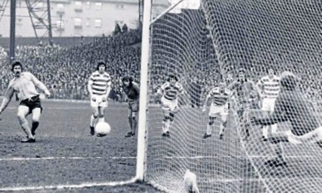 MEMORY MATCH 1977 CELTIC 2-0 DUNDEE UNITED